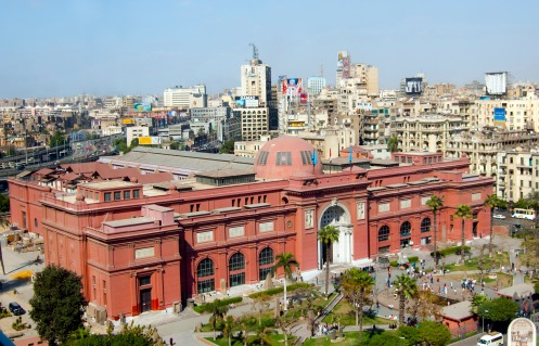 The Egyptian Museum, Egypt Travel Packages